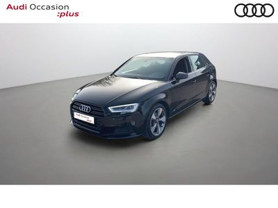 Audi A3 Sportback 1.6 TDI 116ch Midnight Series S tronic 7 occasion