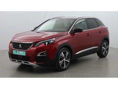 Leasing Peugeot 3008 1.6 Thp 165ch Gt Line S&s Eat6