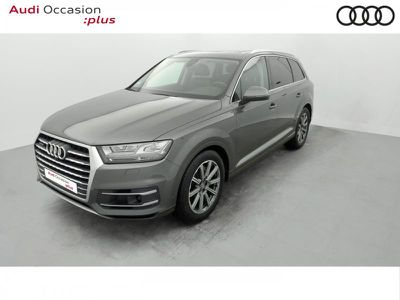 Audi Q7 3.0 V6 TDI 272ch clean diesel Avus Extended quattro Tiptronic 7 places occasion