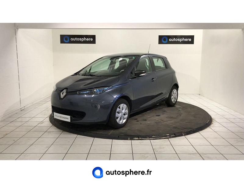 RENAULT ZOE LIFE CHARGE NORMALE R75 - Miniature 1