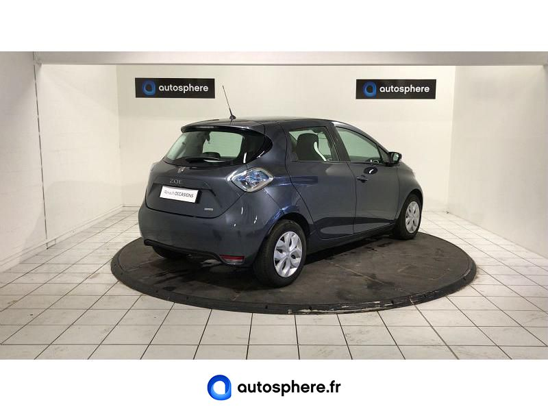 RENAULT ZOE LIFE CHARGE NORMALE R75 - Miniature 2