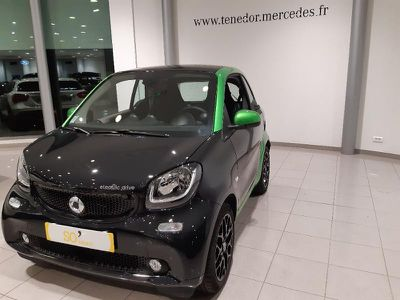 Smart Fortwo Coupe Electrique 82ch passion occasion