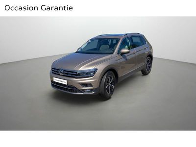 Volkswagen Tiguan 1.4 TSI 150ch ACT Carat Exclusive DSG6 occasion
