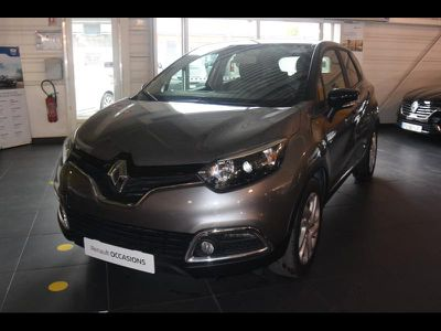 Renault Captur 1.5 dCi 90ch Stop&Start energy Cool Grey eco² Euro6 2016 occasion