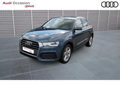 Audi Q3 2.0 TDI 120ch Ambition Luxe occasion