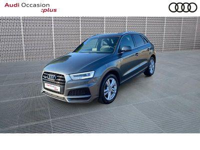 Audi Q3 2.0 TDI 150ch S line quattro occasion