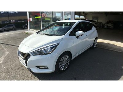 Leasing Nissan Micra 0.9 Ig-t 90ch Acenta