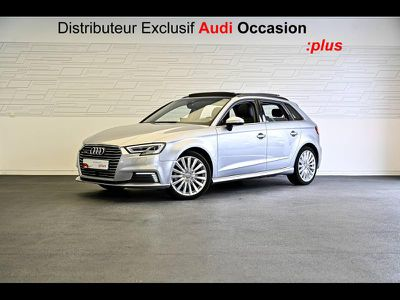 Audi A3 Sportback 1.4 TFSI 204ch e-tron Design luxe S tronic 6 occasion