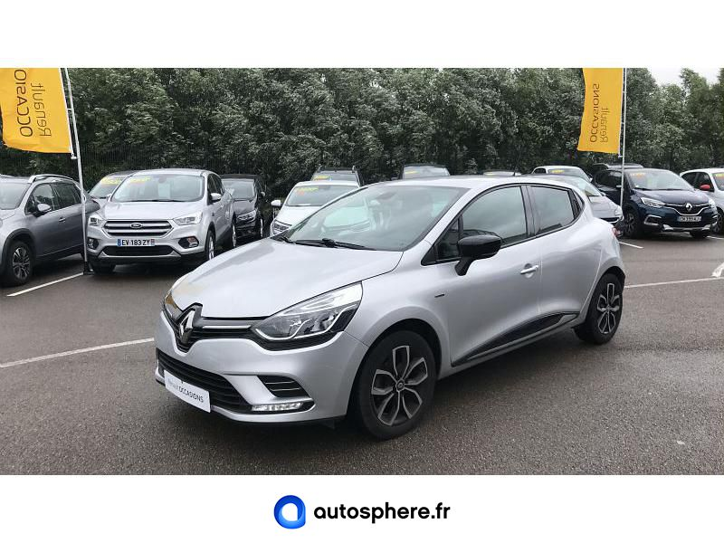 RENAULT CLIO 0.9 TCE 90CH ENERGY LIMITED 5P EURO6C - Miniature 1
