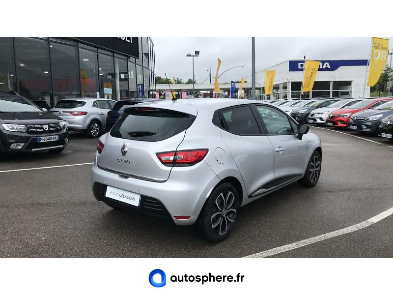 RENAULT CLIO 0.9 TCE 90CH ENERGY LIMITED 5P EURO6C - Miniature 2