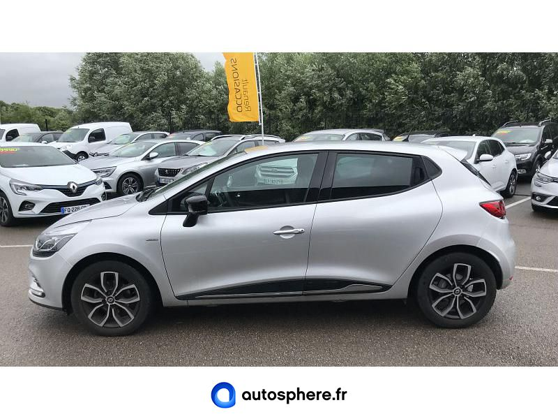 RENAULT CLIO 0.9 TCE 90CH ENERGY LIMITED 5P EURO6C - Miniature 3