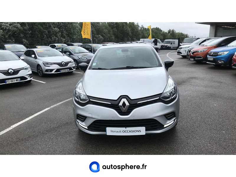 RENAULT CLIO 0.9 TCE 90CH ENERGY LIMITED 5P EURO6C - Miniature 5