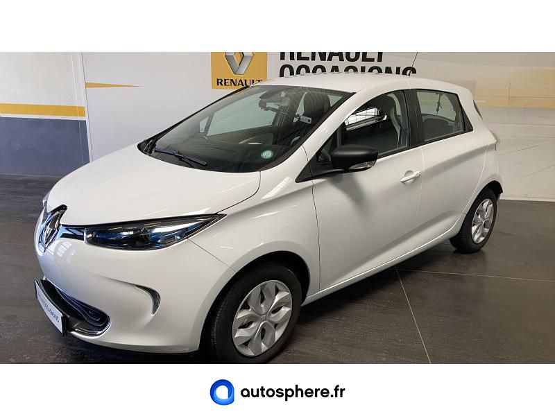 RENAULT ZOE CITY CHARGE NORMALE R90 - Miniature 1