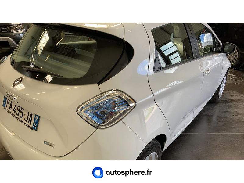 RENAULT ZOE CITY CHARGE NORMALE R90 - Miniature 2