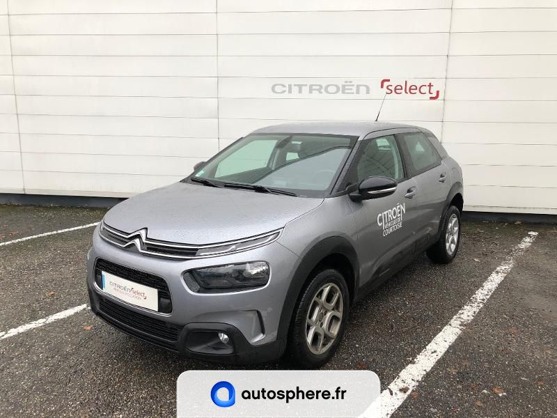 CITROEN C4 CACTUS BLUEHDI 100 FEEL - Photo 1