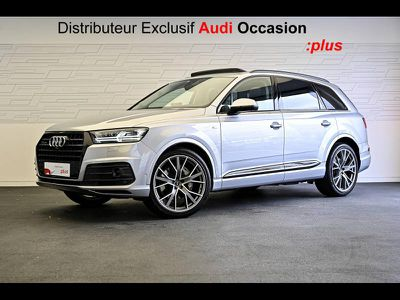 Audi Q7 3.0 V6 TDI 272ch clean diesel Avus Extended quattro Tiptronic 5 places 17cv occasion