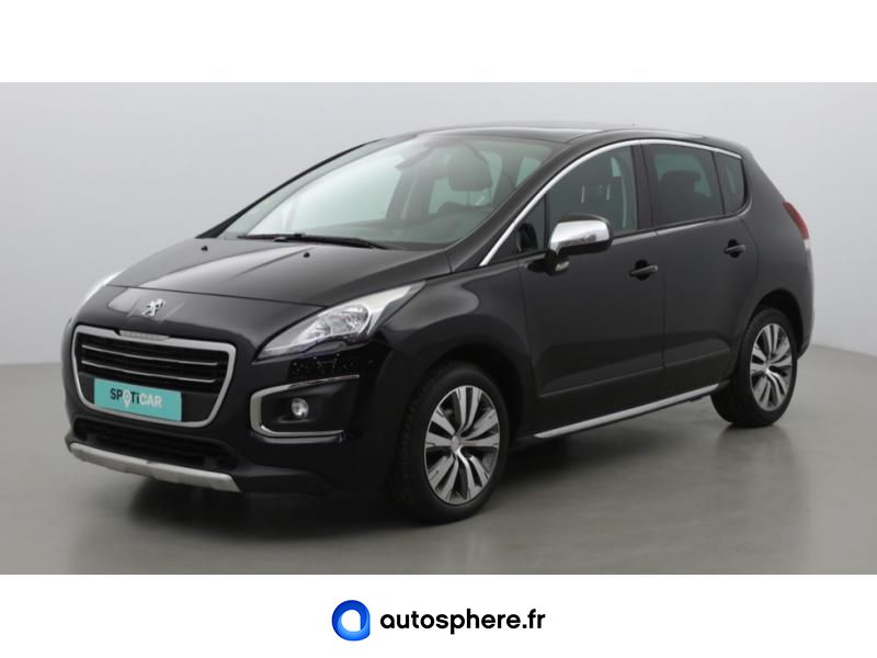 PEUGEOT 3008 1.6 BLUEHDI 120CH ALLURE S&S EAT6 - Photo 1