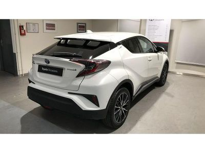 TOYOTA C-HR 122H DISTINCTIVE 2WD E-CVT - Miniature 2