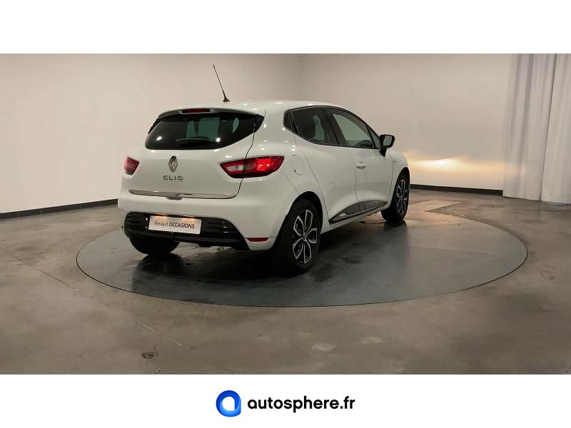 RENAULT CLIO 0.9 TCE 75CH ENERGY LIMITED 5P EURO6C - Miniature 2