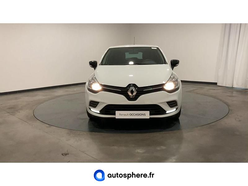RENAULT CLIO 0.9 TCE 75CH ENERGY LIMITED 5P EURO6C - Miniature 5