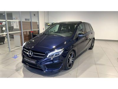 Mercedes Classe B 200d 136ch Fascination 7G-DCT Euro6c occasion