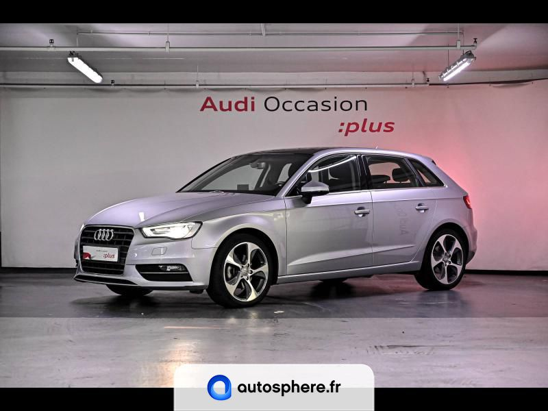 AUDI A3 SPORTBACK 1.4 TFSI 150CH ULTRA COD AMBITION LUXE S TRONIC 7 - Photo 1