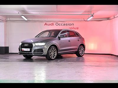 Audi Q3 2.0 TFSI 180ch Ambition Luxe quattro S tronic 7 occasion