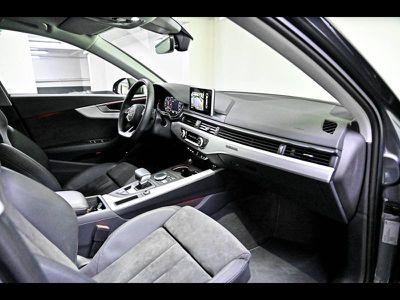 AUDI A4 ALLROAD 3.0 V6 TDI 218CH DESIGN LUXE QUATTRO S TRONIC 7 - Miniature 3
