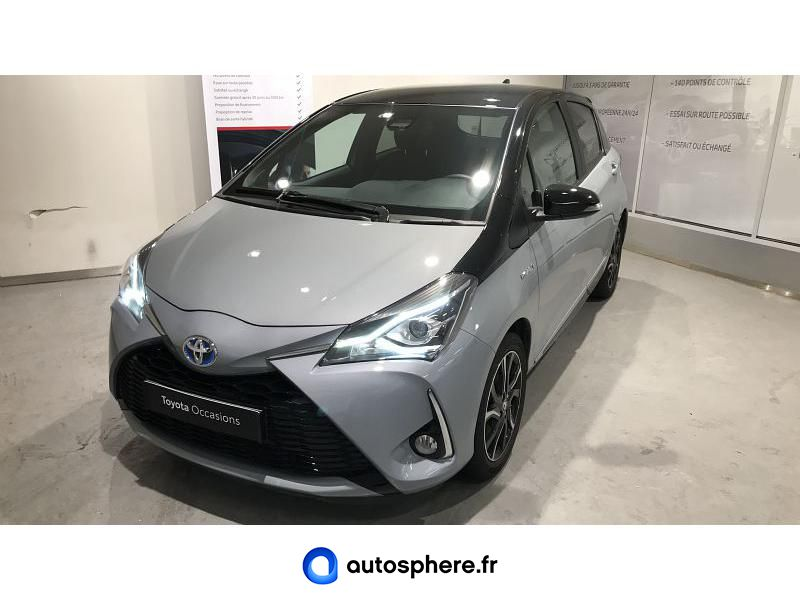 TOYOTA YARIS 100H COLLECTION 5P RC18 - Photo 1