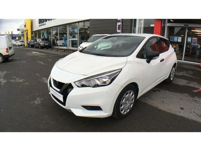 Nissan Micra 0.9 IG-T 90ch Visia Pack occasion