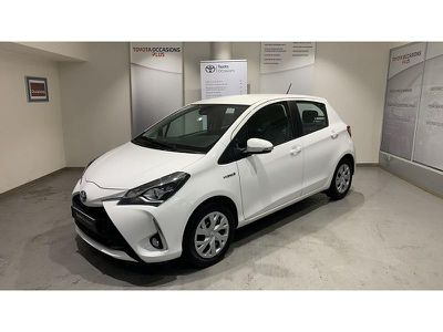 Toyota Yaris 100h France Business 5p occasion