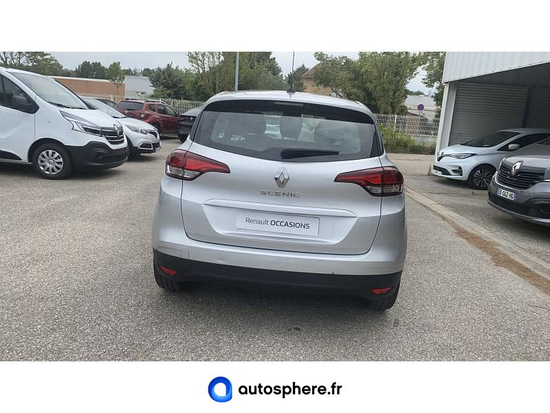 RENAULT SCENIC 1.5 DCI 110CH ENERGY BUSINESS - Miniature 4