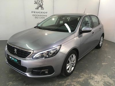 Peugeot 308 1.6 BlueHDi 120ch S&S Active Business Basse Consommation occasion