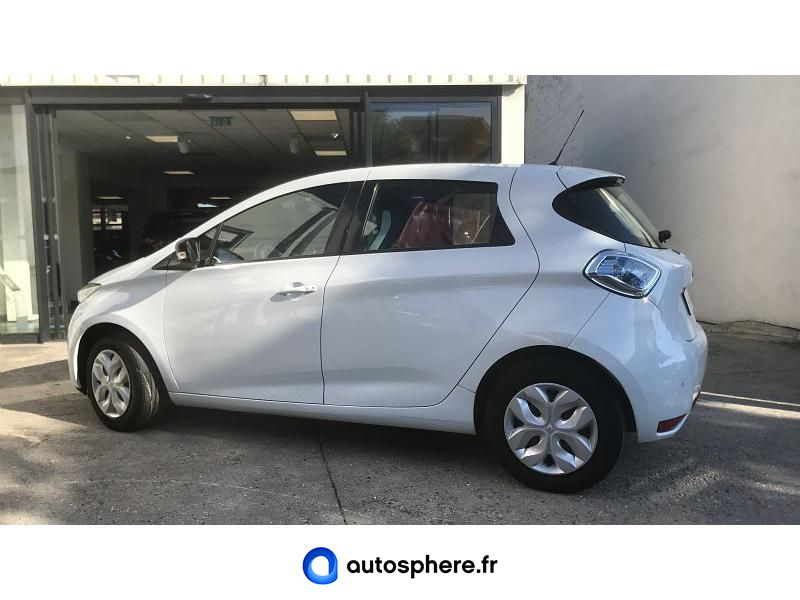 RENAULT ZOE CITY CHARGE NORMALE R90 - Miniature 3