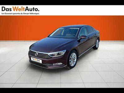 Volkswagen Passat 1.6 TDI 120ch BlueMotion Technology Carat DSG7 occasion