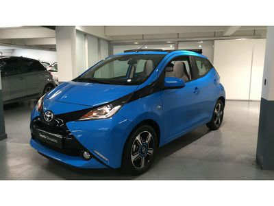 Toyota Aygo 1.0 VVT-i 69ch x-wave 3 x-shift 5p occasion