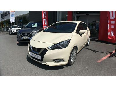 Nissan Micra 1.5 dCi 90ch Acenta occasion