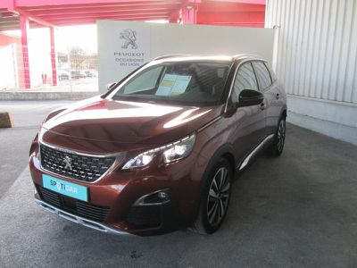 Leasing Peugeot 3008 1.6 Bluehdi 120ch Allure Business S&s Basse Consommation