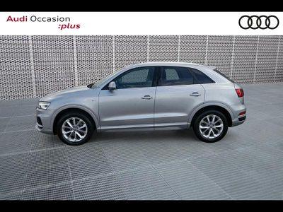 Audi Q3 2.0 TDI 120ch Ambiente S tronic 7 occasion
