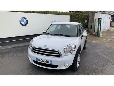 Leasing Mini Paceman Cooper 122ch Pack Chili