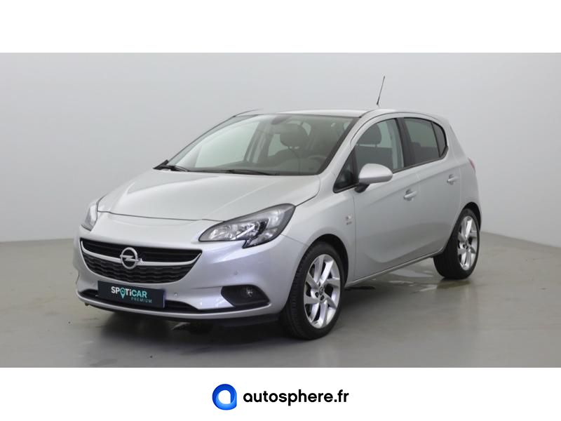 OPEL CORSA 1.4 TURBO 100CH EXCITE START/STOP 5P - Photo 1