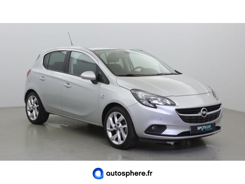 OPEL CORSA 1.4 TURBO 100CH EXCITE START/STOP 5P - Miniature 3