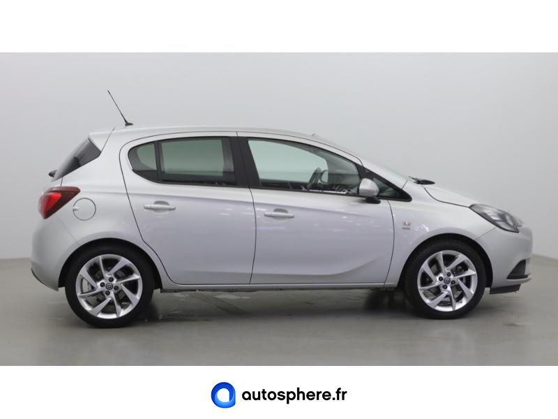 OPEL CORSA 1.4 TURBO 100CH EXCITE START/STOP 5P - Miniature 4