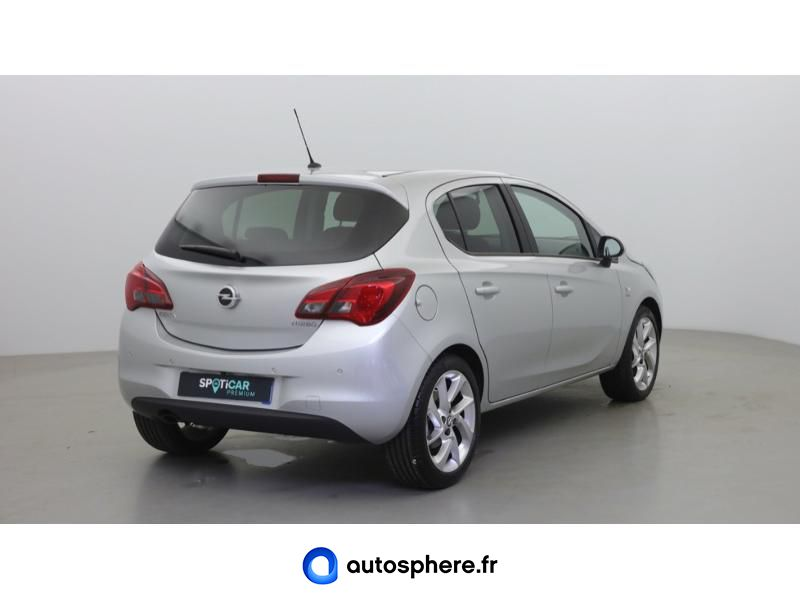 OPEL CORSA 1.4 TURBO 100CH EXCITE START/STOP 5P - Miniature 5