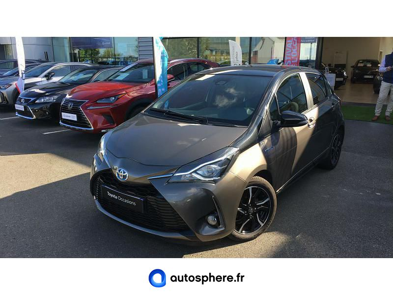 TOYOTA YARIS 100H COLLECTION 5P RC18 - Miniature 1