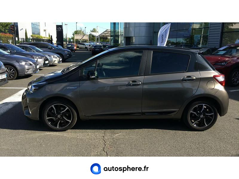 TOYOTA YARIS 100H COLLECTION 5P RC18 - Miniature 3
