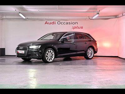 Audi A4 Avant 2.0 TDI 150ch ultra Design Luxe S tronic 7 occasion