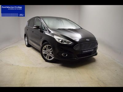 Ford S-max 2.0 TDCI 150CH S&S POWERSHIFT 6VITESSES TITANIUM / EXECUTIVE 5 PORTES 2018.25 MY occasion