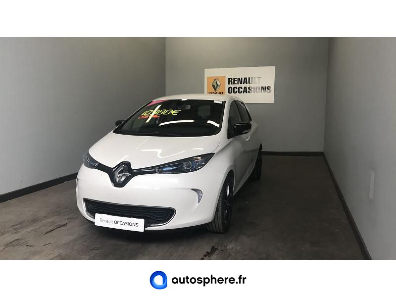 RENAULT ZOE INTENS CHARGE NORMALE R90 - Miniature 1