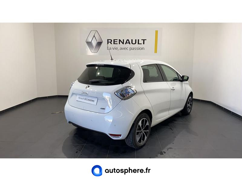 RENAULT ZOE INTENS CHARGE NORMALE R90 - Miniature 2